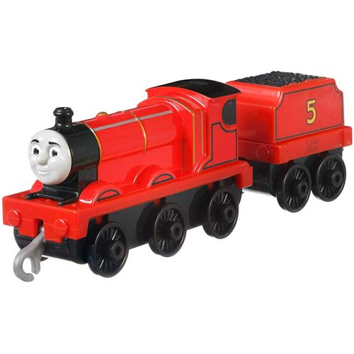 Trackmaster Push Along Large Engine James
