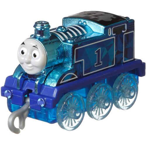 Trackmaster Push Along Small Engine 75th Anniversary Thomas