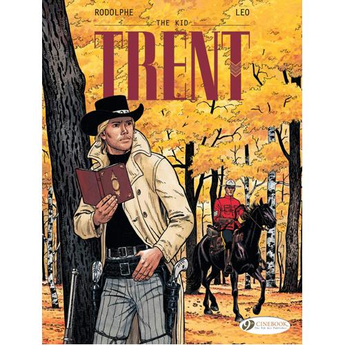 Trent Vol. 2: The Kid (Paperback)