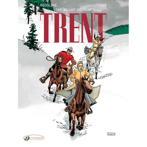 Trent Vol. 4: The Valley of Fear (Paperback)