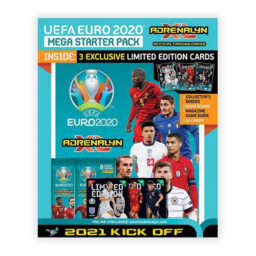 UEFA Euro 2020 Kick-Off Adrenalyn XL Starter Pack
