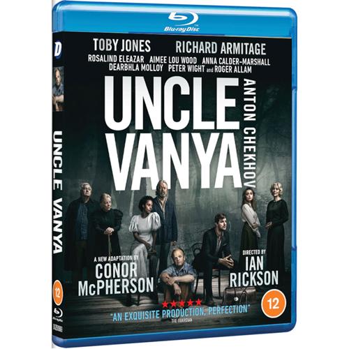 Uncle Vanya - Blu-ray