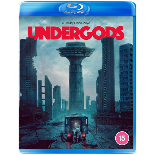 Undergods - Blu-ray