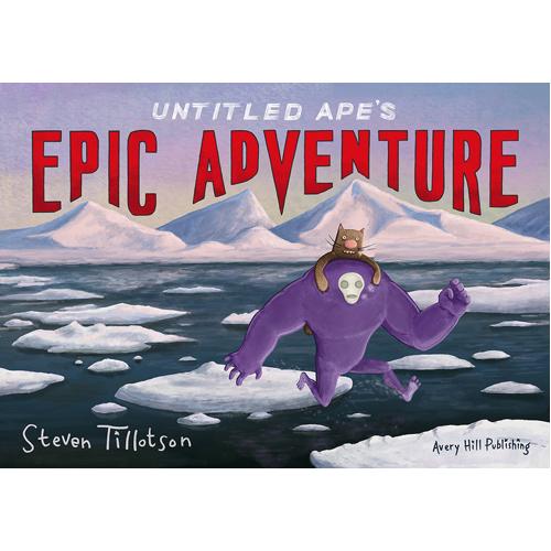 Untitled Ape's Epic Adventure (Paperback)