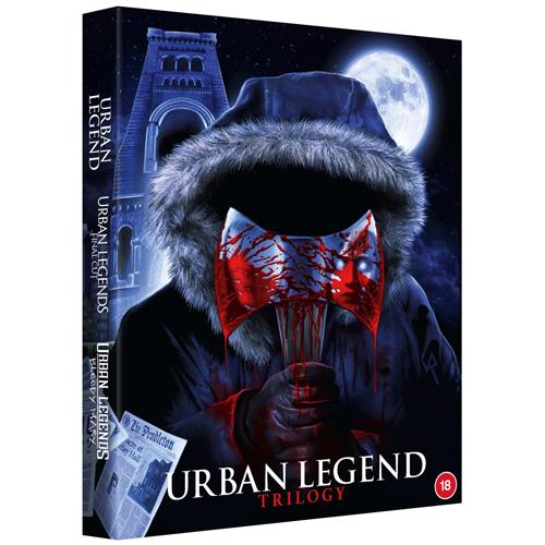 Urban Legend Trilogy - Blu-ray