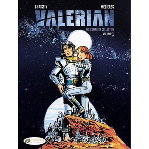 Valerian: The Complete Collection Vol. 1 (Hardback)