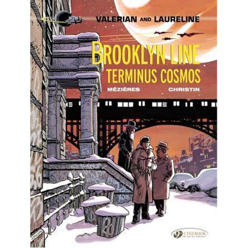 Valerian Vol. 10: Brooklyn Line, Terminus Cosmos (Paperback)