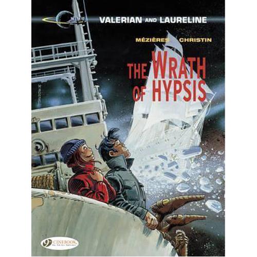Valerian Vol. 12: The Wrath of Hypsis (Paperback)
