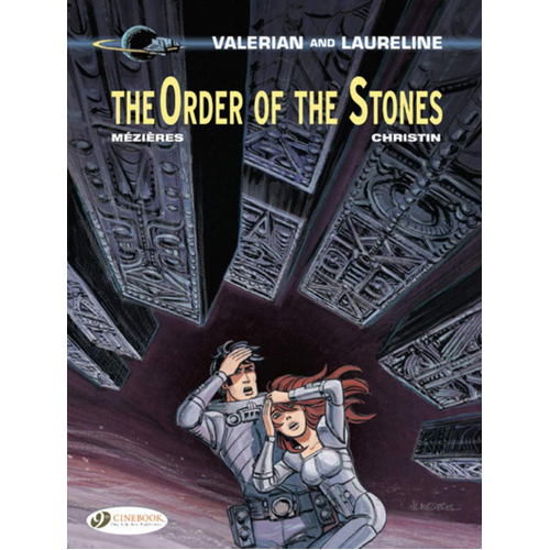 Valerian Vol. 20: The Order of the Stones (Paperback)