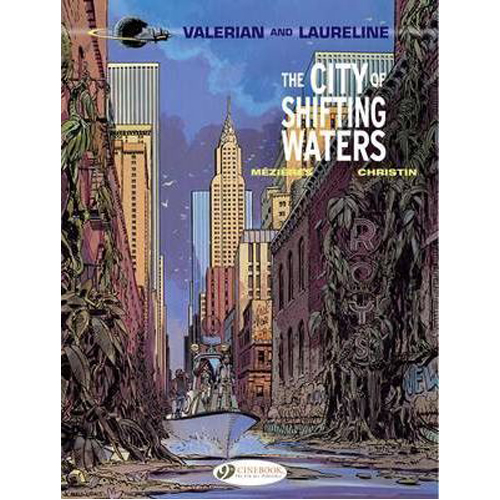 Valerian Vol.1: The City of Shifting Waters (Paperback)