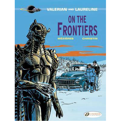 Valerian Vol.13: On the Frontiers (Paperback)