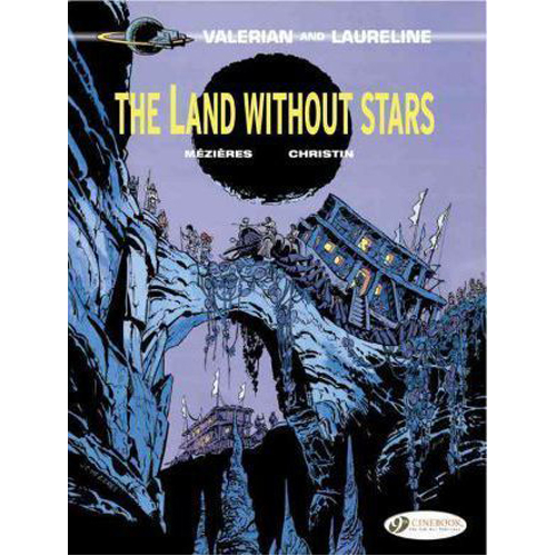 Valerian Vol.3: The Land Without Stars (Paperback)