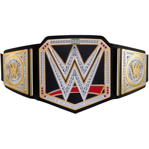 WWE Championship Belts Assortment (One Supplied)