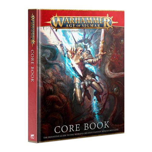 Warhammer: Age of Sigmar - Core Book