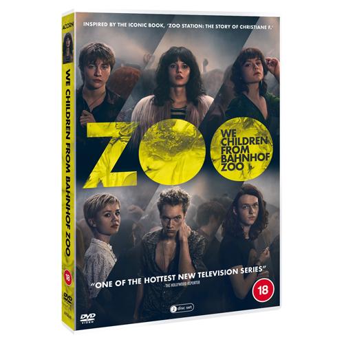 We Children From Bahnhof Zoo - DVD
