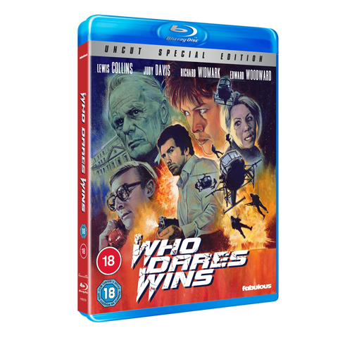 Who Dares Wins - Uncut Special Edition - Blu-ray