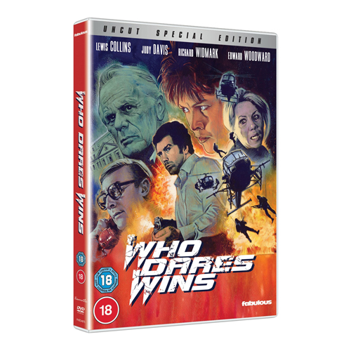 Who Dares Wins - Uncut Special Edition - DVD