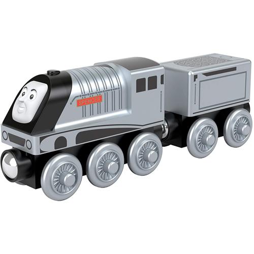 Wooden Large Engine Spencer
