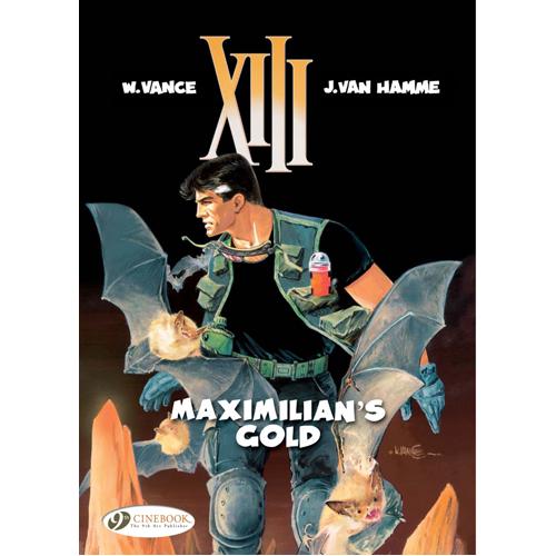 XIII Vol. 16: Maximilian's Gold (Paperback)