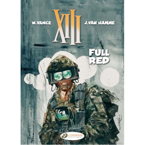 XIII Vol.5: Full Red (Paperback)