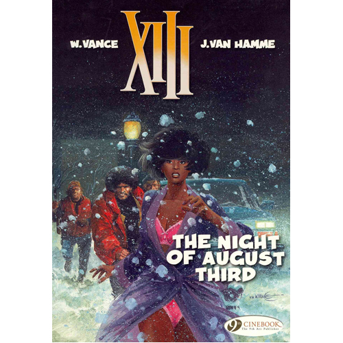 XIII Vol.7: The Night of August Third (Paperback)