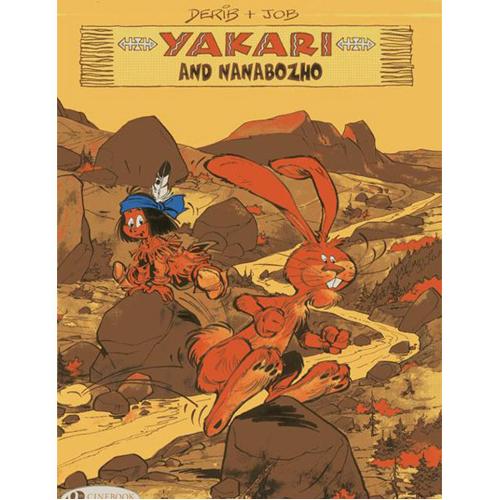 Yakari Vol. 11: Yakari and Nanabozo (Paperback)