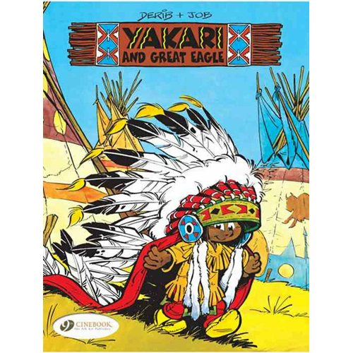 Yakari and Great Eagle (Paperback)