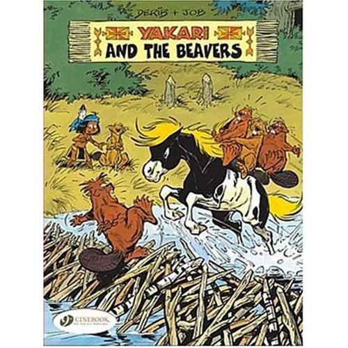 Yakari and the Beavers (Paperback)