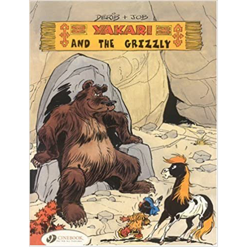 Yakari and the Grizzly (Paperback)