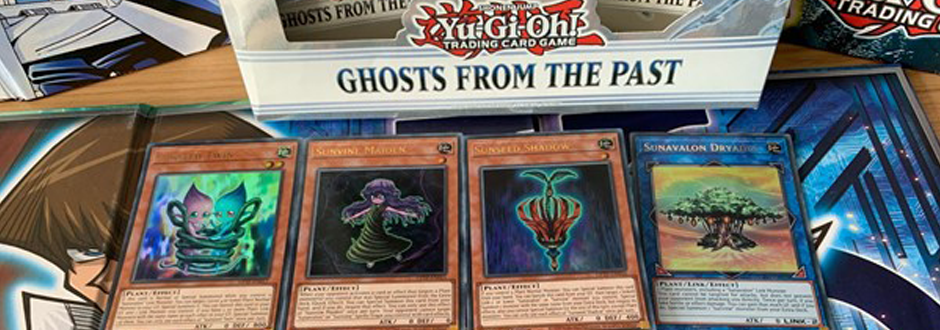 Yu-Gi-Oh Ghosts From The Past Cards