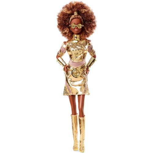 Barbie Star Wars: C3-PO