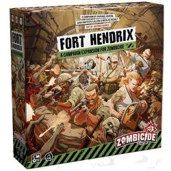 Zombicide 2nd Edition: Fort Hendrix Expansion