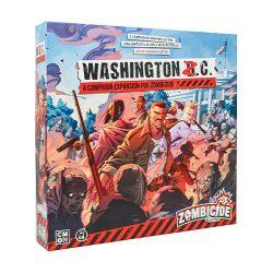 Zombicide 2nd Edition: Washington Z.C. Expansion