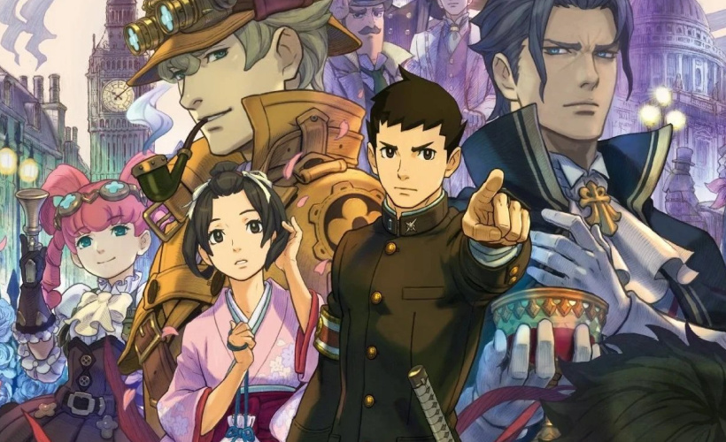great ace attorney chronicles