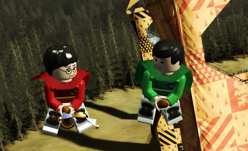 lego harry potter competition