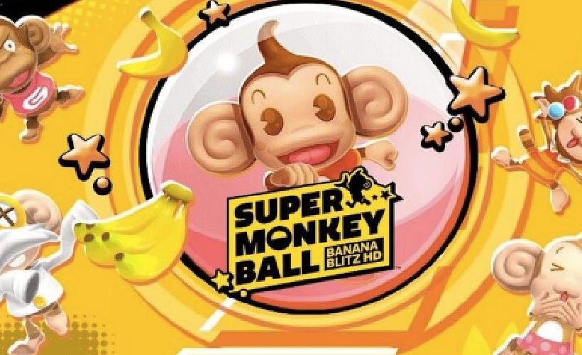 super monkey ball e3