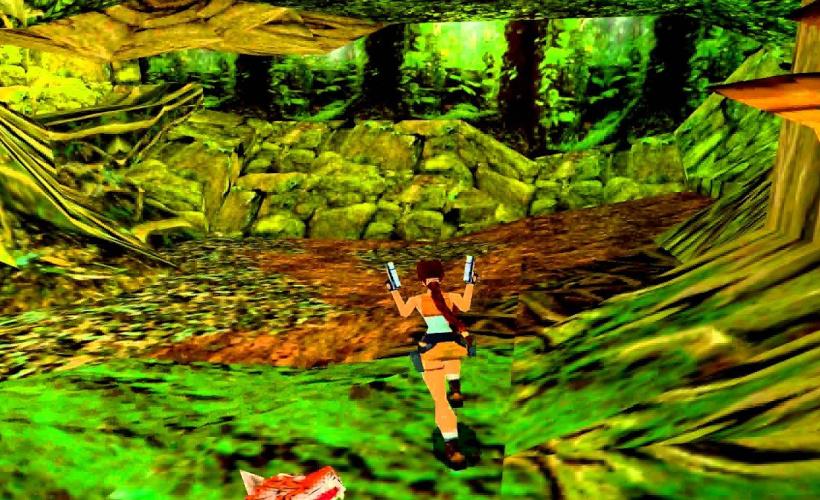 tomb raider III gameplay