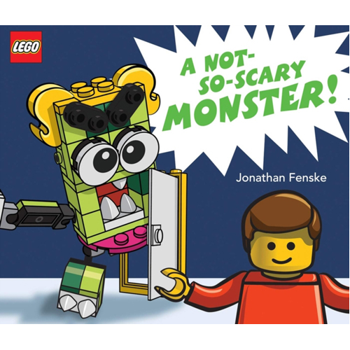 A Not So Scary Monster! (A Classic LEGO Picture Book)