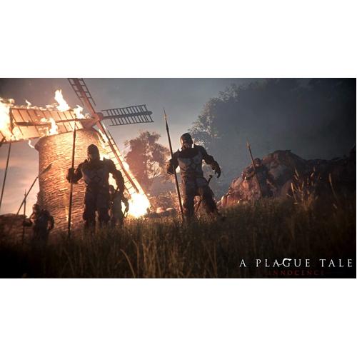 A Plague Tale: Innocence - PS4 - Gameplay Shot 2