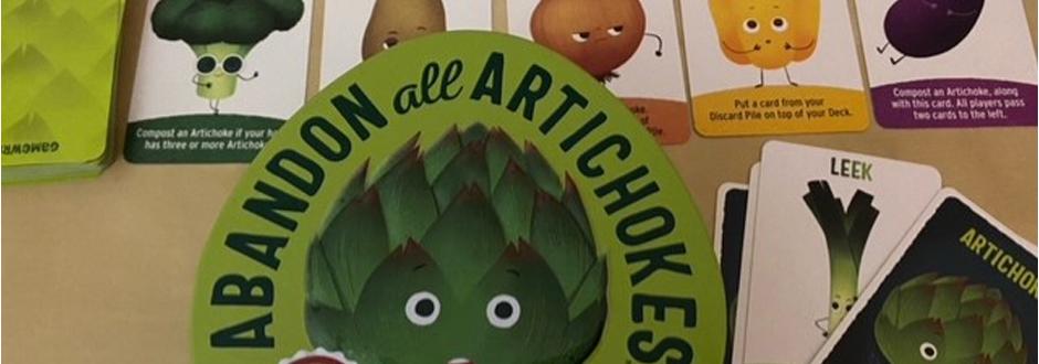 Abandon All Artichokes Feature Image