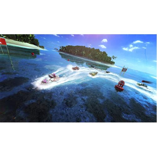 Aqua Moto Racing Utopia - Nintendo Switch - Gameplay Shot 1