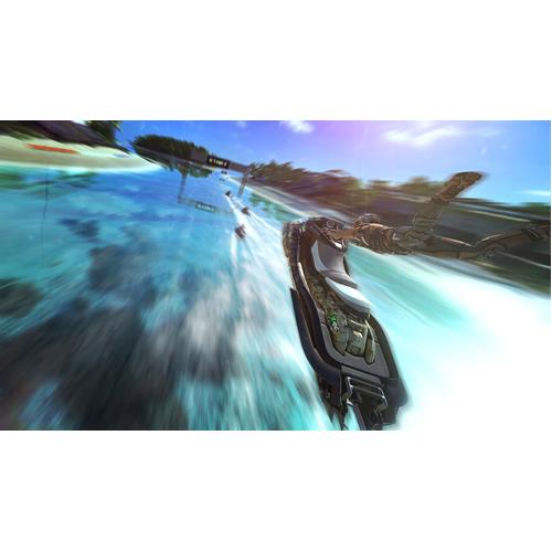 Aqua Moto Racing Utopia - Nintendo Switch - Gameplay Shot 2