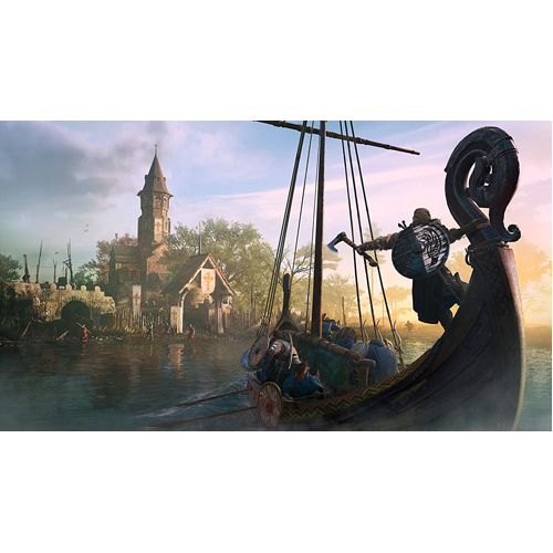 Assassins Creed Valhalla Gold Edition - PS4 - Gameplay Shot 2