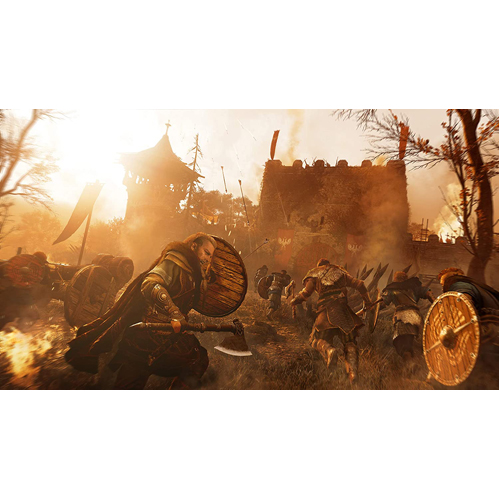 Assassins Creed Valhalla -PS4 - Gameplay Shot 1