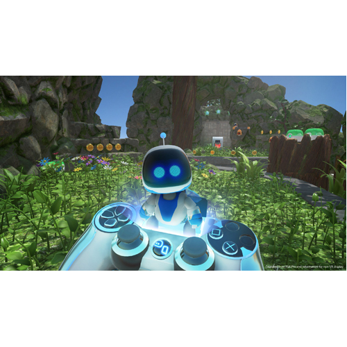 Astro Bot Rescue Mission - PS4 - Gameplay Shot 1