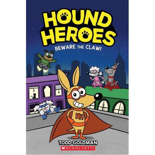 Beware the Claw! (Hound Heroes #1) : 1