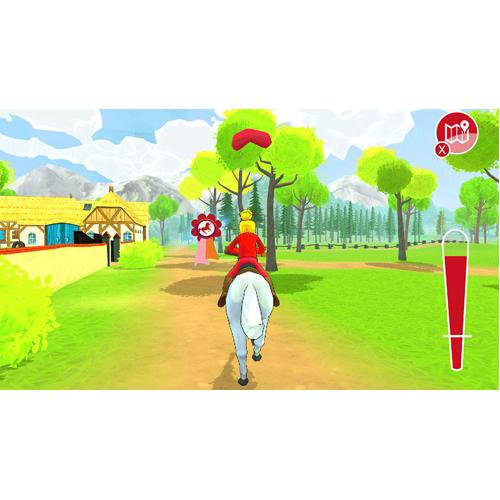 Bibi & Tina: Adventures With Horses - Nintendo Switch - Gameplay Shot 2