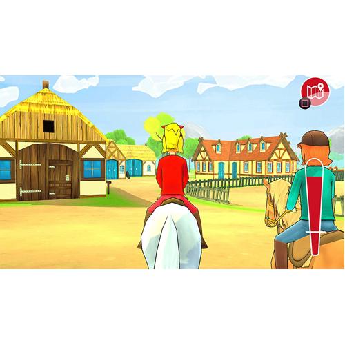 Bibi & Tina: Adventures With Horses - PS4 - Gameplay Shot 2