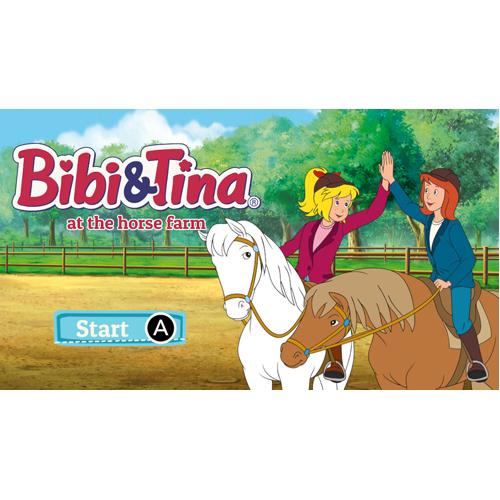 Bibi & Tina: At The Horse Farm - Nintendo Switch - Gameplay Shot 1