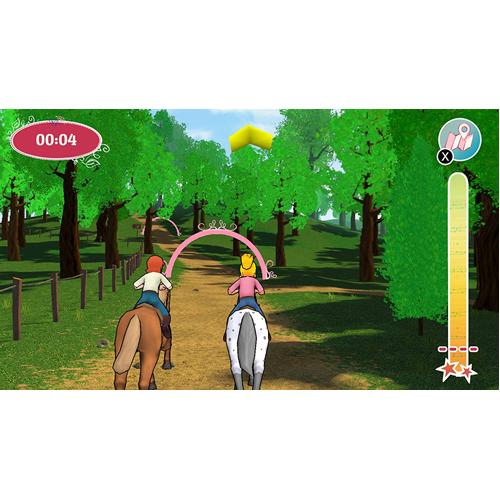 Bibi & Tina: At The Horse Farm - PS4 - Gameplay Shot 2